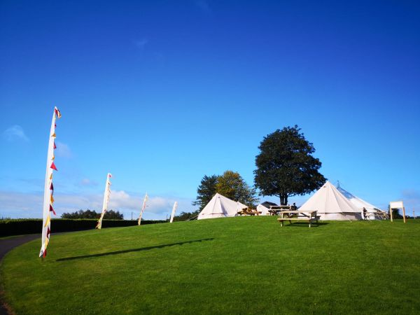Kids Camp Teepees